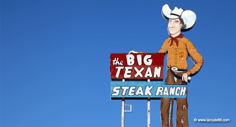 The Big Texan Steak Ranch (Amarillo TX)