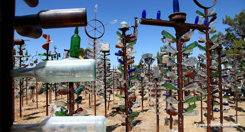 Bottle Tree Ranch, Helendale CA