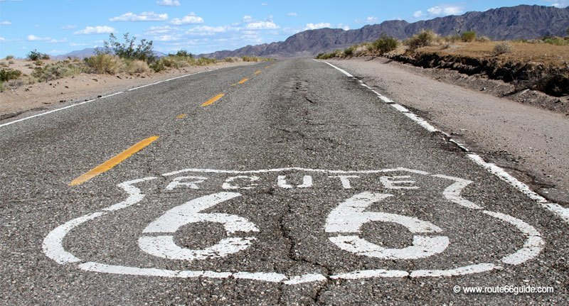 Map Of Old Route 66 Arizona.Route 66 Trip Planning Guides Maps And Gps