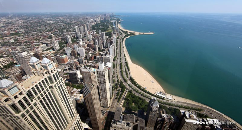 Lake Michigan, Chicago IL