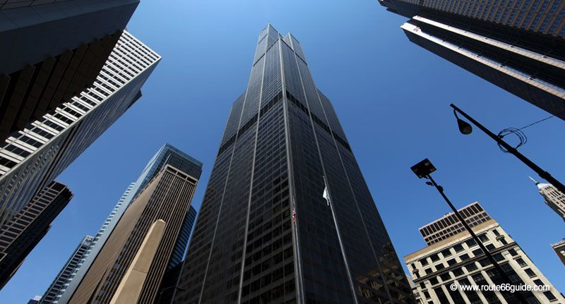 Willis Tower in Chicago, Illinois