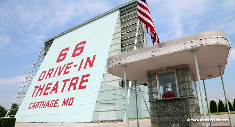 66 Drive-In Theatre, Carthage MO