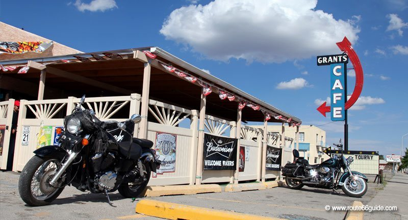Grants Cafe, New Mexico