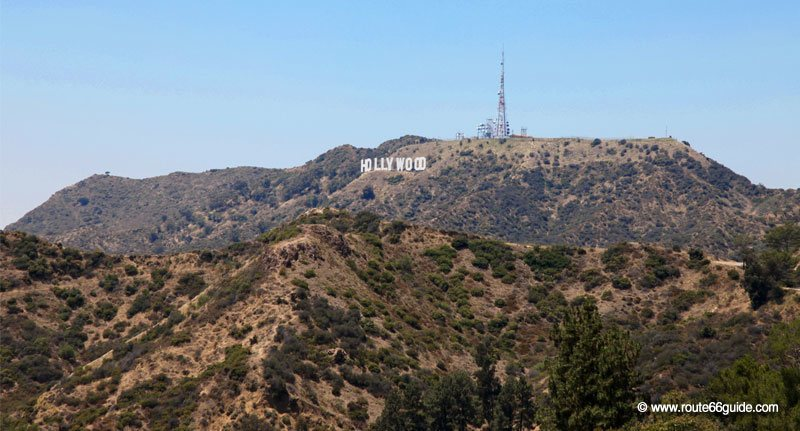 Hollywood Sign, Los Angeles CA