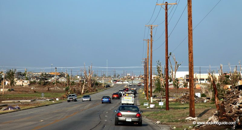 Joplin in Missouri