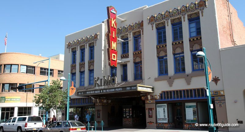 KiMo Theatre, Albuquerque NM