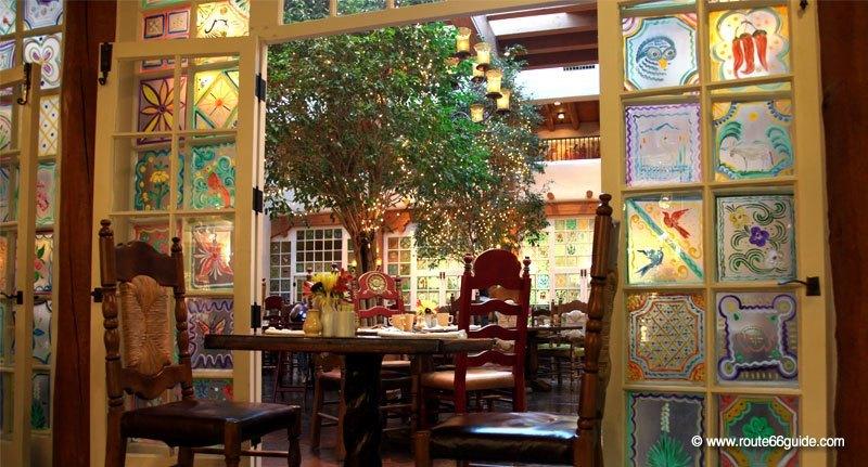 La Fonda Hotel In Santa Fe Nm