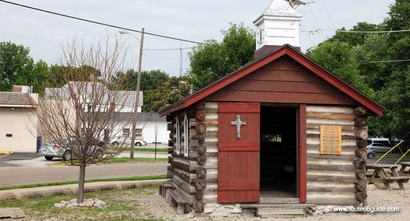 Route 66 Chapel in Lincoln IL
