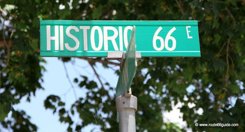 Historic 66 in Waynesville, Missouri