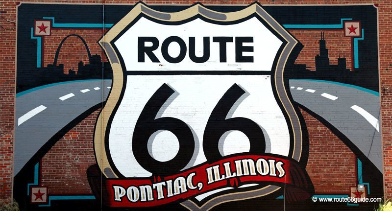 Route 66 Hall of Fame, Pontiac IL