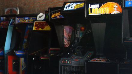 Arcade Museum in McLean, Illinois