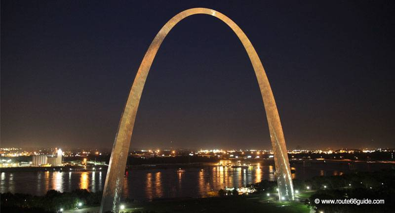 The Gateway Arch, St. Louis