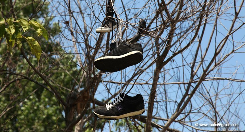 Shoe Tree Trading Post, Stroud OK